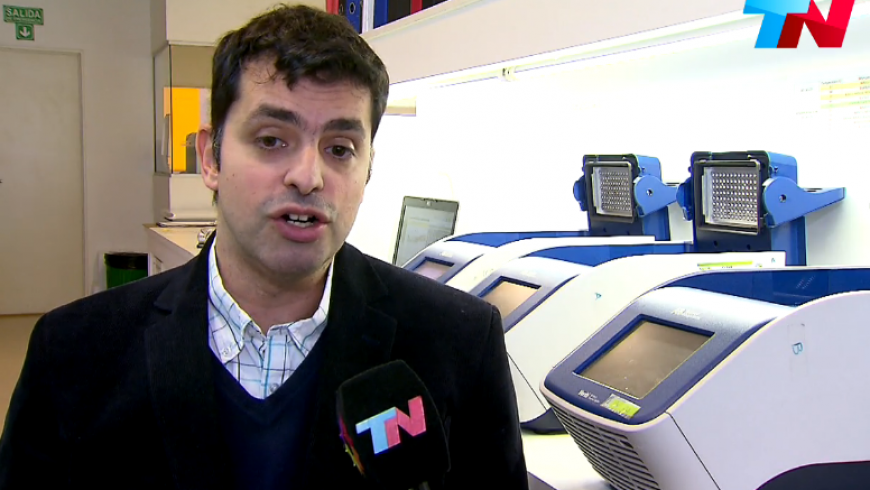 El Dr. Marcelo Kauffman entrevistado en TN sobre el síndrome X Frágil